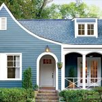Blue Exterior Paint Colors Ideas
