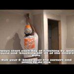 DIY Drywall Part 4 Finish Coating (Part 4 A)