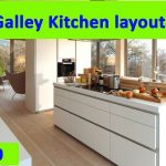 GALLEY KITCHEN : New Galley Kitchen layouts 2019