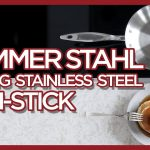 Make Stainless Steel Non-Stick with Hammer Stahl - Season Stainless Steel