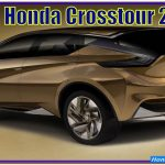 Honda Crosstour 2018 | New Honda Crosstour SUV 2018 Interior Exterior And Reviews