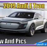 Audi E Tron 2019 | New 2019 Audi E-Tron Sportback - Interior Exterior and Drive Result