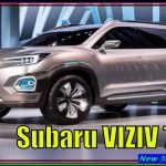 Subaru VIZIV 7 2018 | 2018 Subaru Viziv-7 Concept : Second Time's the Charm?