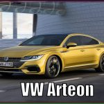 Volkswagen Arteon 2019 | 2019 VW Arteon R-Line Features Interior Exterior - NEW LUXURY Sedan