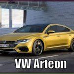 Volkswagen Arteon 2019 | 2019 VW Arteon R-Line Features Interior Exterior - NEW LUXURY Sedan