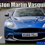 New Aston Martin Vasquish 2018 Review - Naturally aspirated V-12 sounds glorious