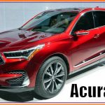 Acura RDX 2019 | 2019 Acura RDX Spied Out and About in Skimpy Camo