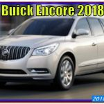 Buick Encore 2018 |  New 2018 Buick Encore Review Interior Exterior