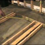 Basement Framing Door openings and Headers