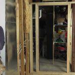 How To Frame in A Basement Door
