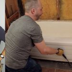 How to Remove a Tub