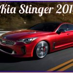 Kia Stinger 2018 | New Kia Stinger GT 2018 Twin Turbo V6 Review And Test Drive Result