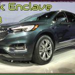 Buick Enclave 2018 | Buick Enclave Avenir 2018 Review And Specs