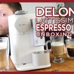 Nespresso - Delonghi Lattisima One Unboxing & Test