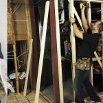 How to Build an Interior Basement Wall Under a Steel Beam