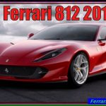 Ferrari 812 2018 | Ferrari 812 Superfast 2018, the 800bhp front-engined supercar