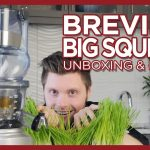 Breville Big Squeeze Slow Juicer Review, Unboxing & Test - BJS700