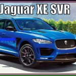 Jaguar XE SVR | New Jaguar XE SVR 2018 - 5.0 Liters of Supercharged Fury?