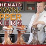 KitchenAid Copper Mixers - Champagne Gold, Espresso, Apple Cider, Truffle Dust Mixers