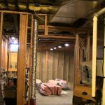 Insulating Basement Storage Room Walls