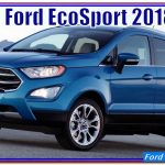 Ford EcoSport 2018 | New Ford EcoSport 2018 Interior Exterior Review