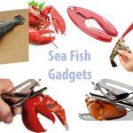 Best Sea Fish Processing Gadgets || Kitchen Tools