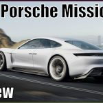 Porsche EV 2020 | 2020 Porsche Mission E Electric Sedan Spied Review