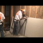 DIY Hanging Drywall On  the Walls (Part 2)