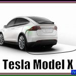 Tesla Model X 2018 | New Tesla Model X 2018 electric SUV review