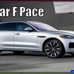 Jaguar F Pace 2018 | New Jaguar F-PACE SUV 2018 review interior exterior