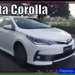 Toyota Corolla 2018 - New 2018 Toyota Corolla Review And Specifications
