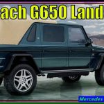 Mercedes G650 2018 | 2018 Mercedes-Maybach G650 Landaulet Specs And Review