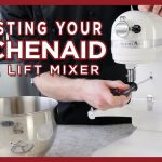 KitchenAid Not Mixing Properly - Bowl Lift Mixer Adjustment