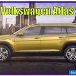 Volkswagen Atlas 2018 | New VW Atlas SEL Premium 2018 Review Interior Exterior
