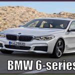 BMW 6 2018 | 2018 BMW 6-series Gran Turismo Revealed: 5 Grows into 6