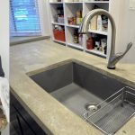 Rustic DIY Concrete Counter Tops  From  A to Z