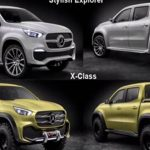 Mercedes X CLass 2018 | New 2018 Mercedes-Benz X-class Pickup Review And Specs