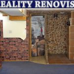 DIY Basement Renovation Ideas! - S02E06 - Reality Renovision