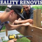 Father Teaches Son Deck Building Project - S01E06 - Reality Renovision