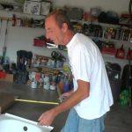 Installing a new Tub