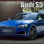 Audi S5 2018 | New Audi S5 Sportback 2018 Revieww - Great looks and versatile hatchback body style