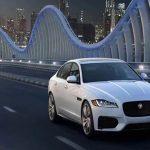 Jaguar XF 2018 | 2018 Jaguar XF AWD Diesel Reviews - Exterior and Interior