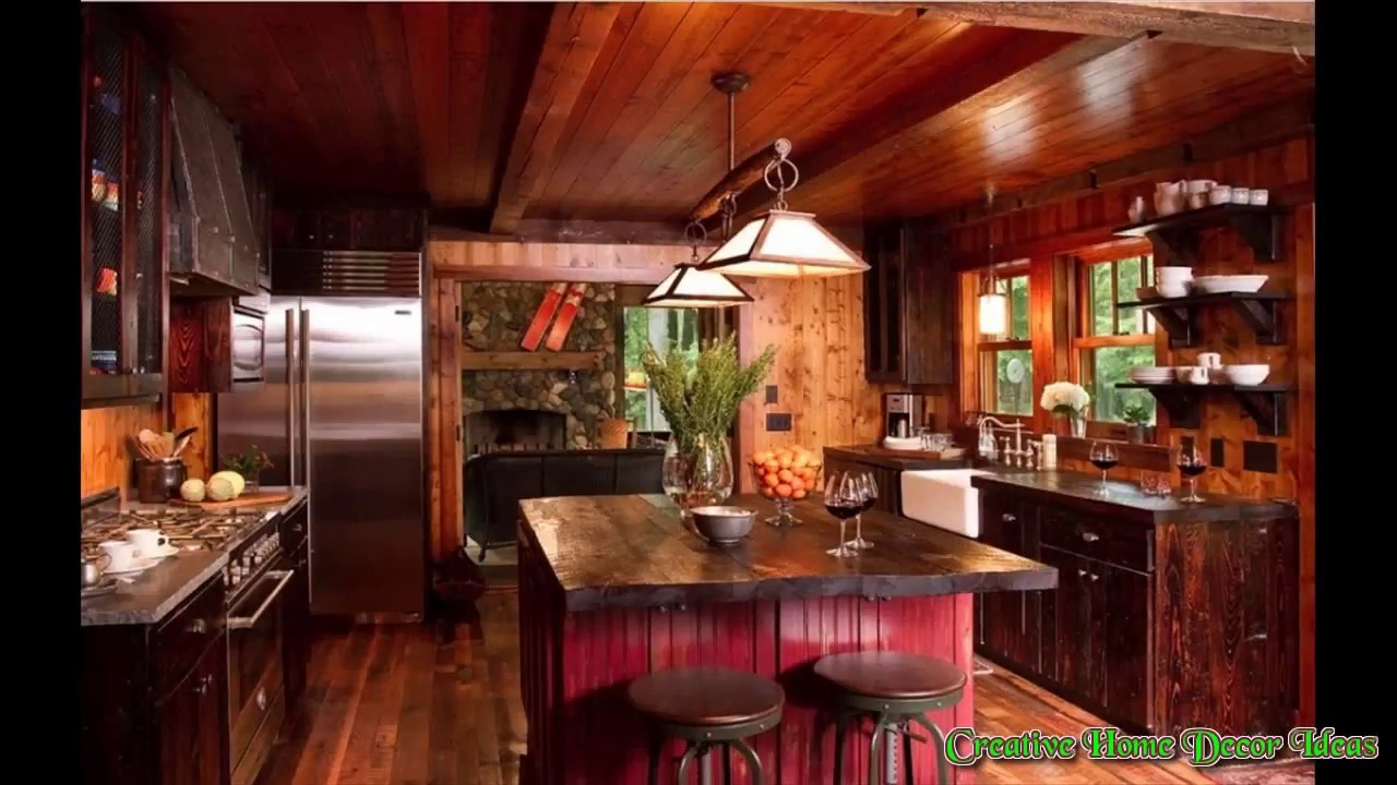 rustic red kitchen cabinets - the review guide