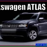 Volkswagen ATLAS 2018 | The 2018 Volkswagen Atlas is a giant SUV stuck in the middle of the class