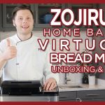 Zojirushi Bread Maker - Virtuoso Bread Machine Unboxing & Test