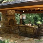 Outdoor Living Rooms on a Budget