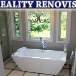 4 pc Bathroom Renovation with Custom Tile Work - S01E03 - Reality Renovision