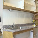 DIY How to Gut a Laundry Room