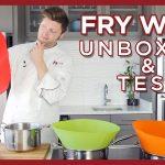FryWall Splatter Gaurd Unboxing & Testing