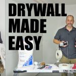 DIY Drywall Finishing